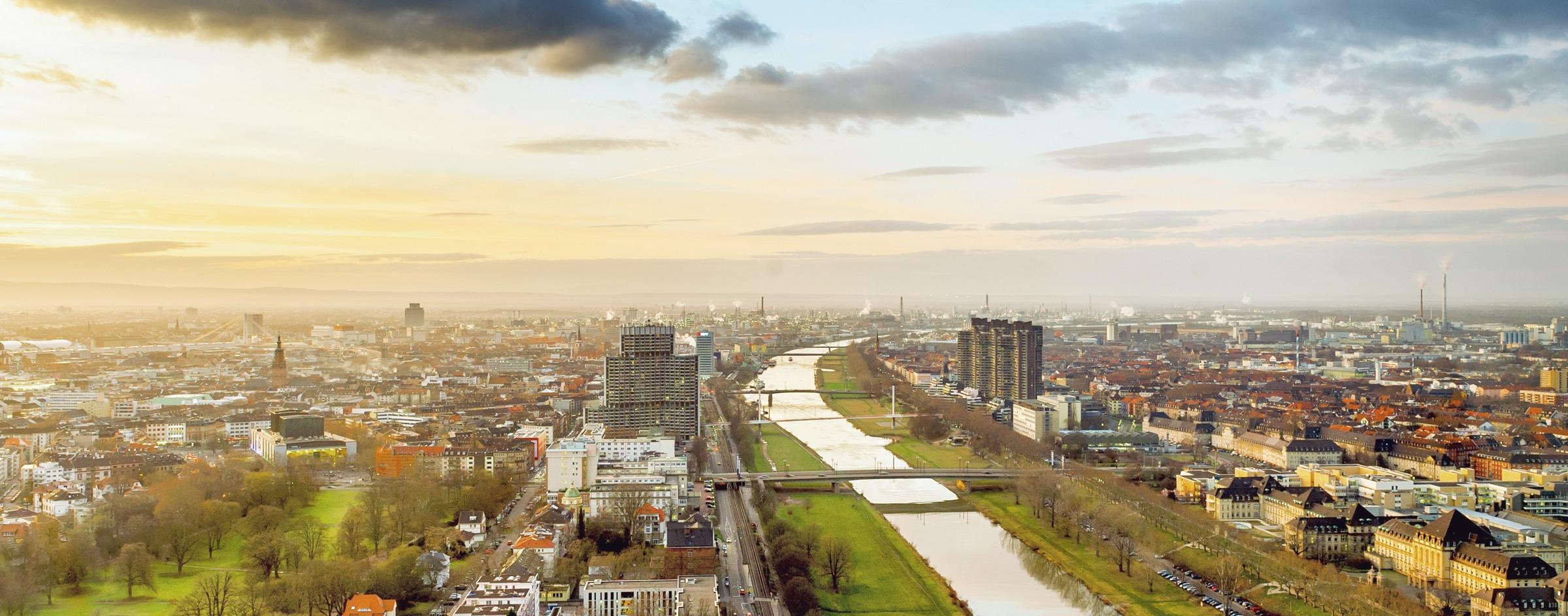 Ansicht Mannheim